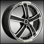 KR12 Black/MAchined