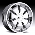 Paralyzer Chrome Black
